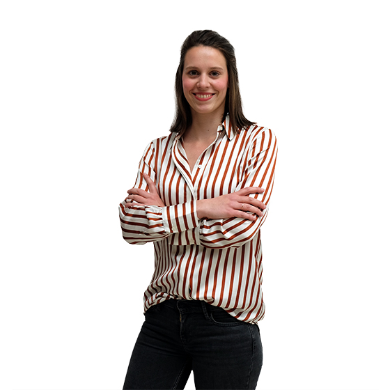 Marie Lehmann. Project Manager Sales Marketing