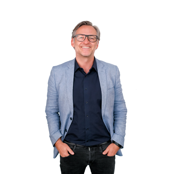 Tobias Lutz. Founder & Managing Director