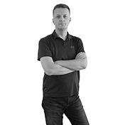 Miljan Vranic. Head of IT Development